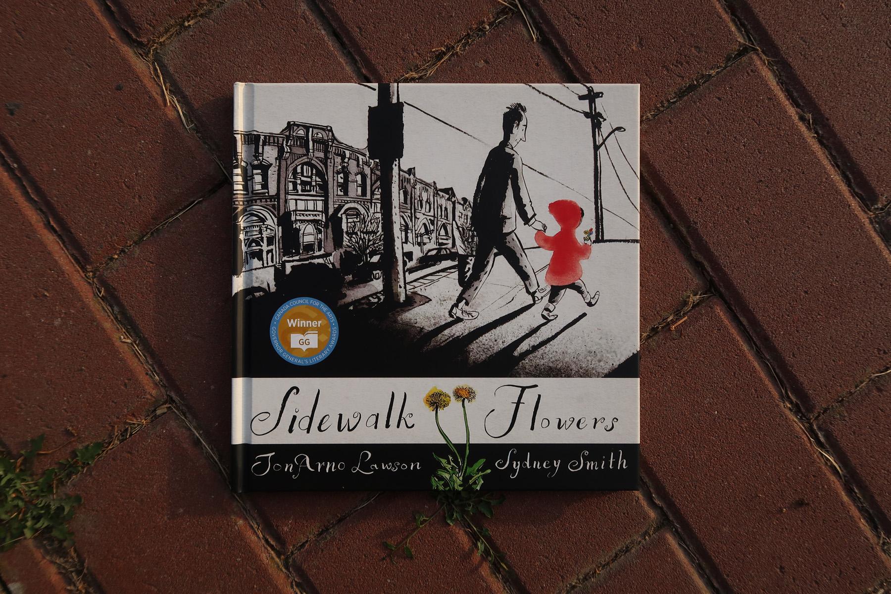 Kytičky z ulice (Sidewalk Flowers)