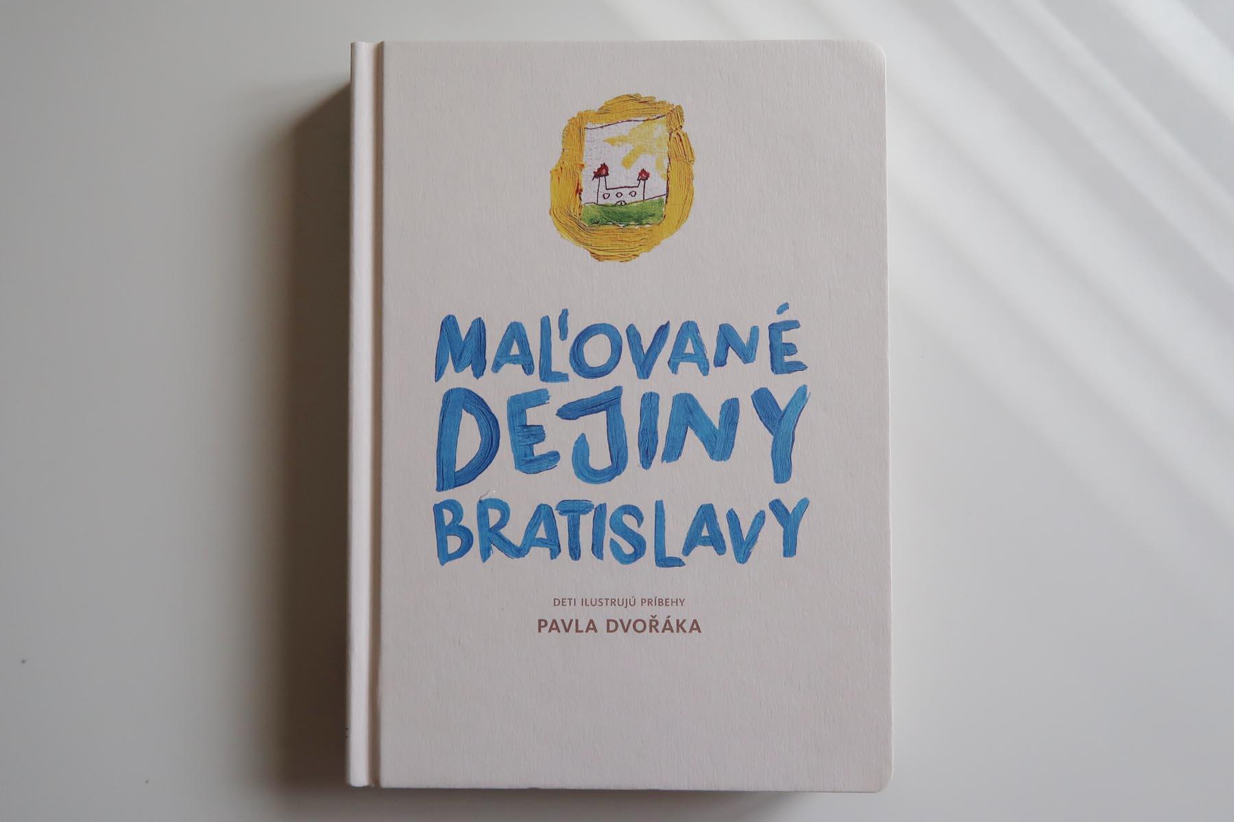 Maľované dejiny Bratislavy