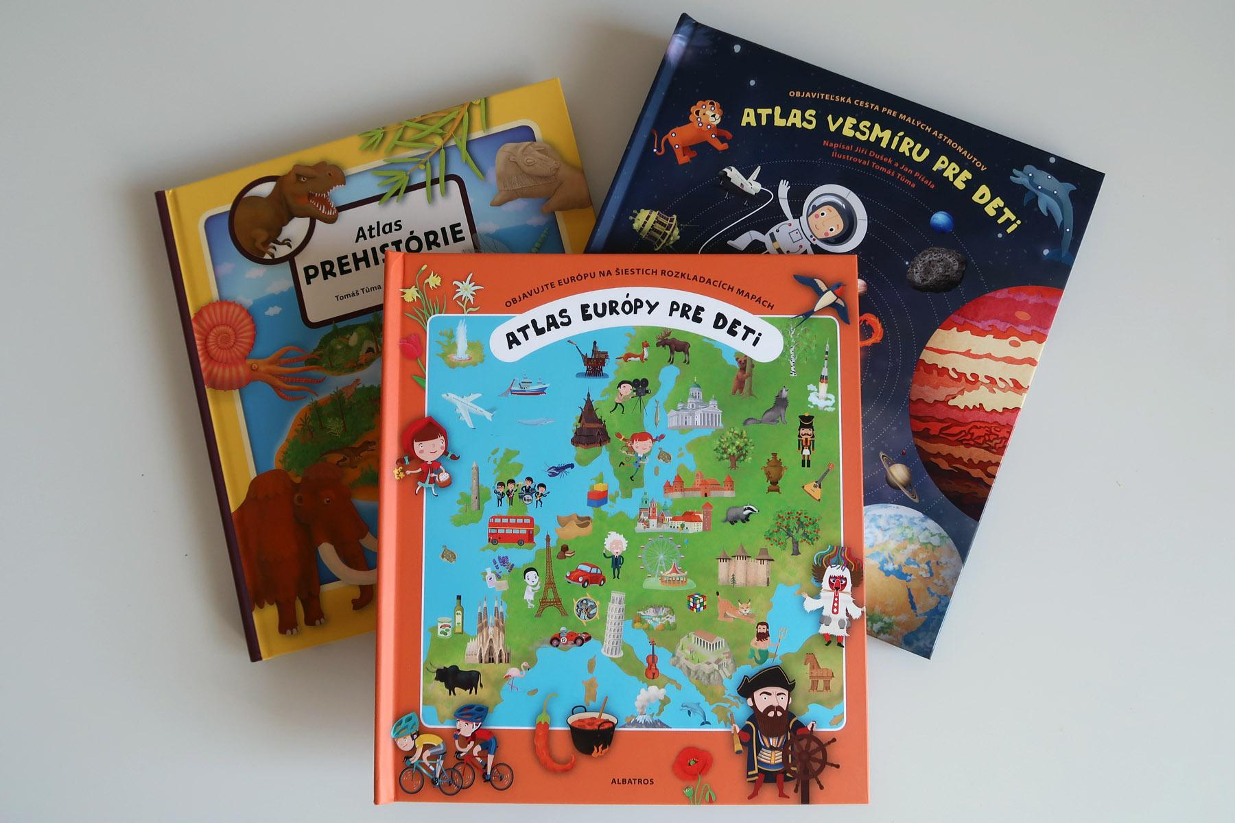 Atlasy pre deti (séria)