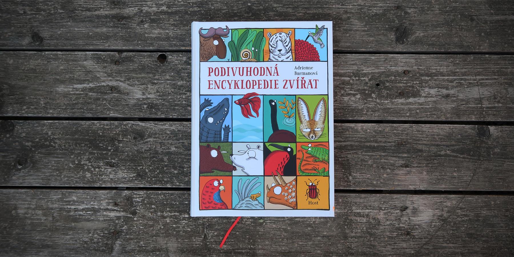 Podivuhodná encyklopedie zvířat