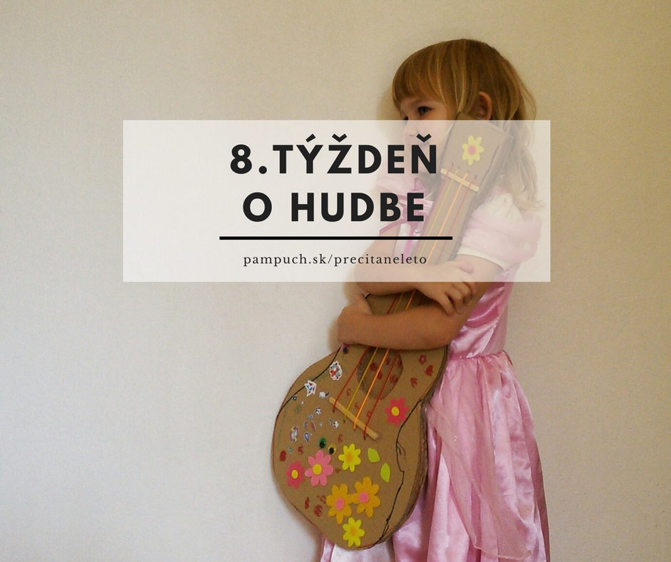 8. TÝŽDEŇ: O HUDBE