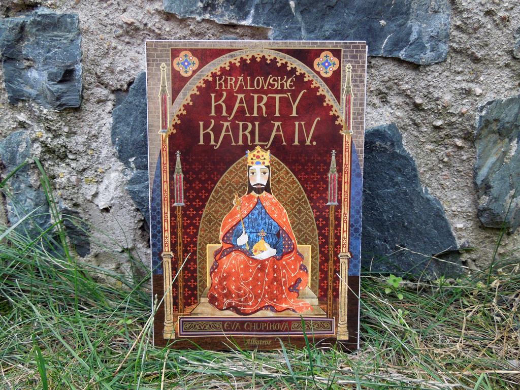 Královské karty Karla IV.