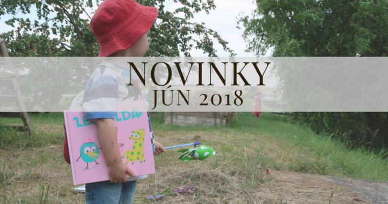 Júnové novinky 2018
