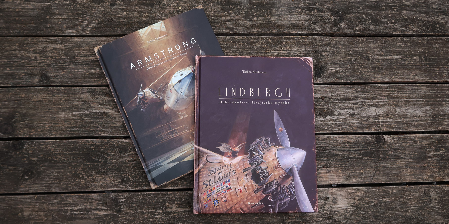 Lindbergh / Armstrong