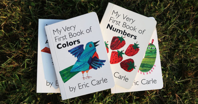 My Very First Book of Numbers / Colors