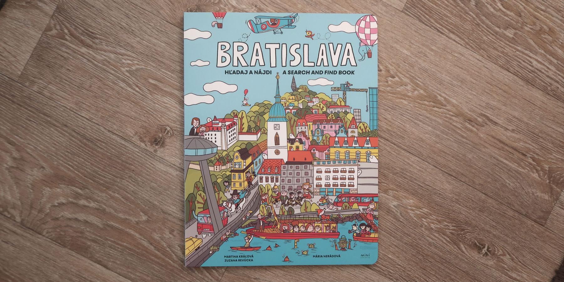 Bratislava – hľadaj a nájdi