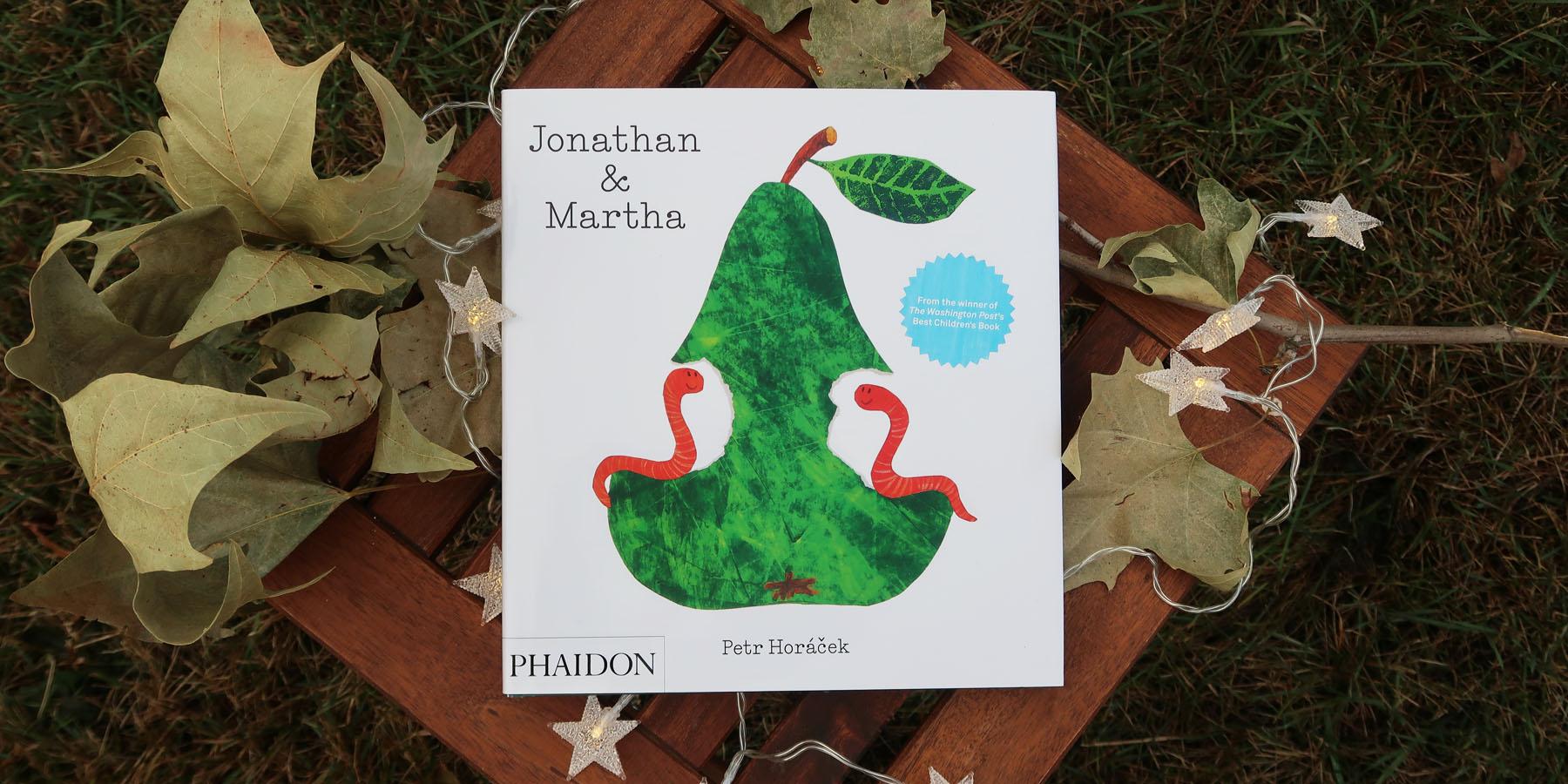 Marta a Jonatán (Jonathan & Martha)