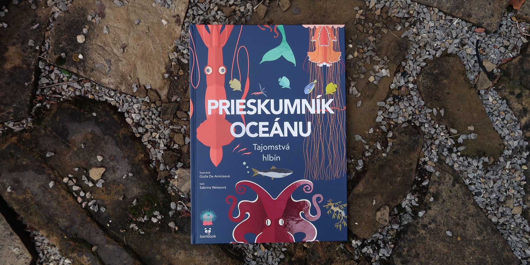 Prieskumník oceánu – Tajomstvá hlbín