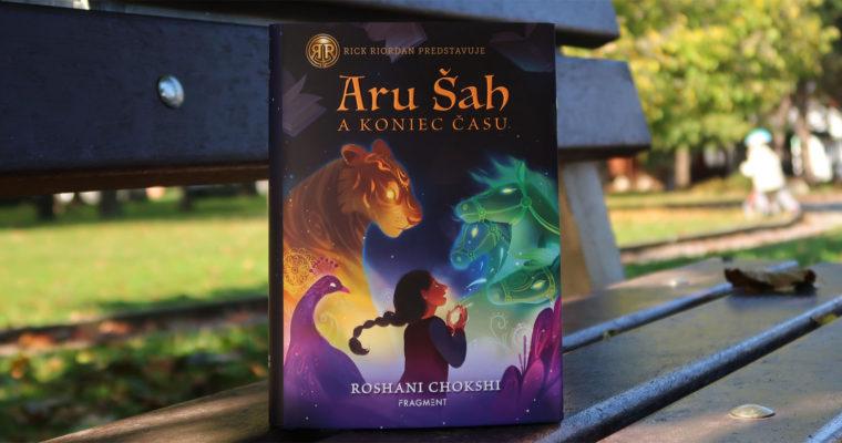Aru Šah a koniec času