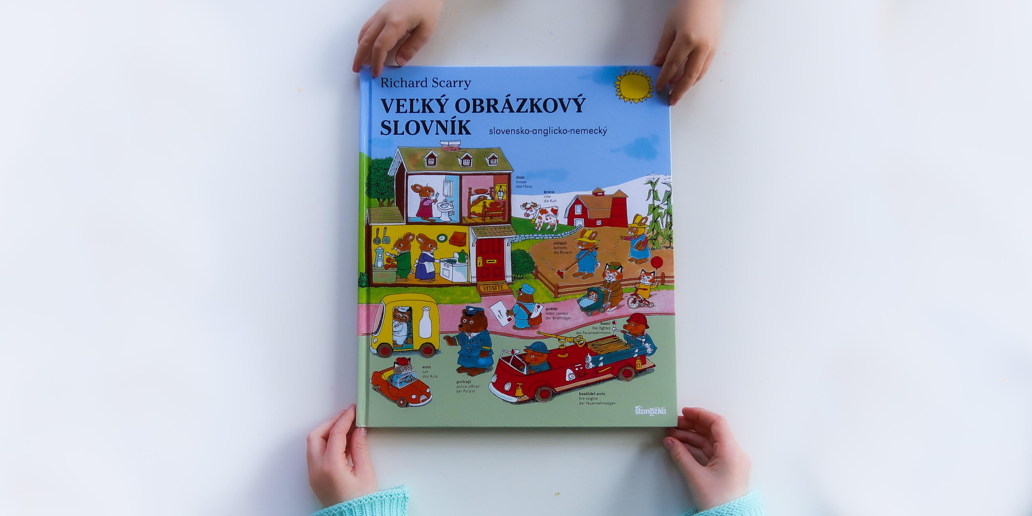 Veľký obrázkový slovník