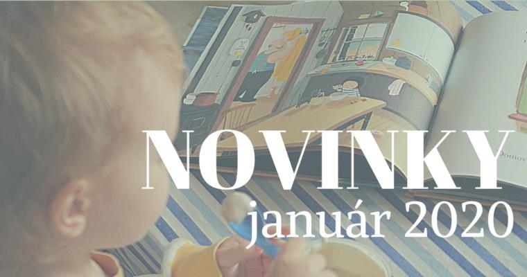 Januárové novinky